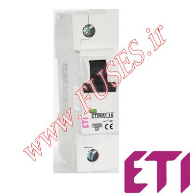 فیوز مینیاتوری ETI تک پل 50 آمپر تایپ C