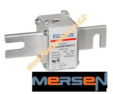 فیوز F/U | فیوز کاردی| فیوز DIN110 | فیوز فست کاردی | Z300126 | PC30UD69V350D1A