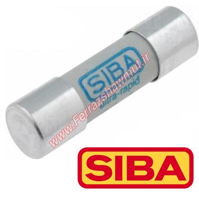 5017906.2 فیوز | فیوز 10x38 فست | فیوز سیبا | فیوز استوانه ای SIBA | فیوز Ultra rapid